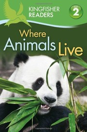 Cover of: Kingfisher Readers L2: Where Animals Live