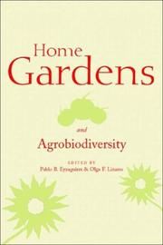 Cover of: HOME GARDENS/AGROBIODIVERSITY | Eyzaguirre Pb