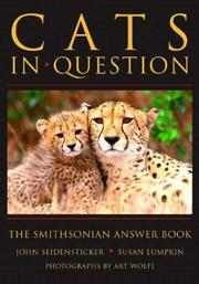 Cover of: Smithsonian Answer Book: Cats