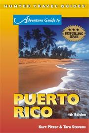 Cover of: Adventure Guide to Puerto Rico, Fourth Edition | Kurt Pitzer