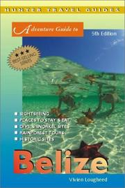 Cover of: Adventure Guide to Belize (Adventure Guide to Belize) (Adventure Guide to Belize)
