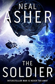 Cover of: The Soldier (Rise of the Jain) | Neal Asher (author)