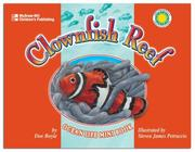 Cover of: Clownfish Reef