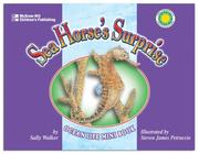 Cover of: Sea Horses's Surprise