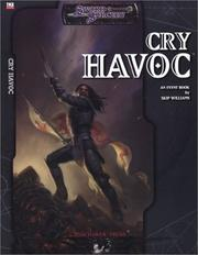 Cover of: Cry Havoc (Sword & Sorcery D20)