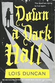 Cover of: Down a dark hall