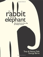 Cover of: The rabbit and the elephant