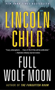 Cover of: Full Wolf Moon: A Novel (Jeremy Logan Series Book 5)