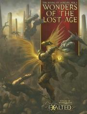 Cover of: Wonders of the Lost Age | Alan Alexander