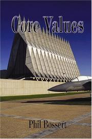 Cover of: Core Values | Phil Bossert