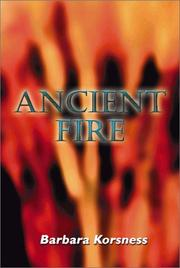 Cover of: Ancient Fire