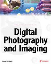 Cover of: Digital Photography and Imaging