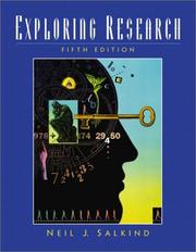 Cover of: Exploring research