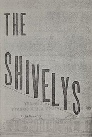 Cover of: The Shivelys | Esther Shively Keeney