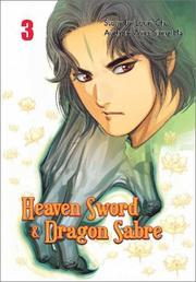 Cover of: Heaven Sword & Dragon Sabre, Vol. 3 | Louis Cha