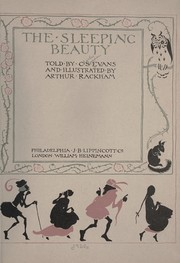 Cover of: The sleeping beauty | C. S. Evans