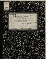 Cover of: [Sheldon family and Spink family of Rhode Island] | Martha Ann Benns