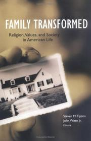 Cover of: Family transformed