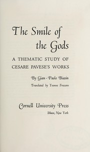 Cover of: The smile of the Gods
