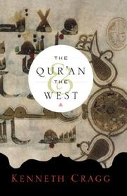 Cover of: Qur'an and the West | Kenneth Cragg