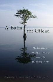 Cover of: A Balm for Gilead
