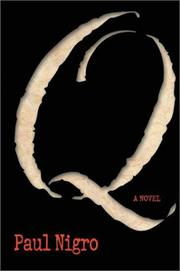 Cover of: Q | Paul A. Nigro