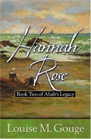 Hannah Rose by Louise M. Gouge
