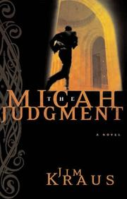 Cover of: The Micah Judgment