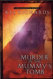 Cover of: Murder in the Mummy's Tomb (G.K. Chesterton Mystery Series #2)