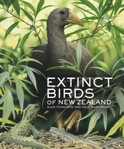 Cover of: Extinct Birds of New Zealand | Alan Tennyson