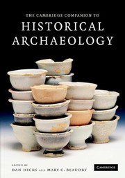 Cover of: The Cambridge Companion to Historical Archaeology |