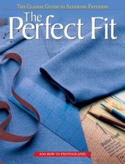 Cover of: The Perfect Fit | Creative Publishing international