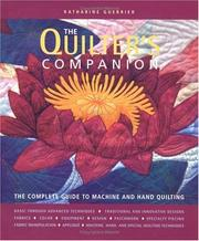 Cover of: The quilter's companion