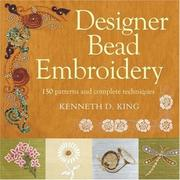 Cover of: Designer Bead Embroidery