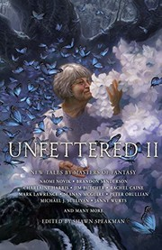 Cover of: Unfettered II: New Tales By Masters of Fantasy