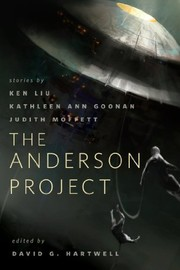 Cover of: The Anderson Project: A Tor.Com Original