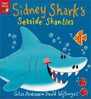 Sidney Shark's Seaside Shanties by Giles Andreae