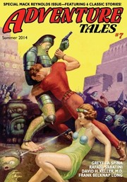 Cover of: Adventure Tales #7