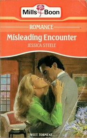 Cover of: Misleading Encounter | Jessica Steele