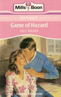 Cover of: Game Of Hazard | Kate Walker