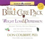 Cover of: The Bible Cure for Weight Loss and Depression (Bible Cure)