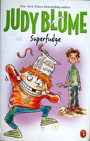 Cover of: Superfudge | Judy Blume