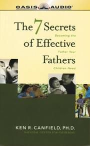 Cover of: The 7 Secrets of Effective Fathers