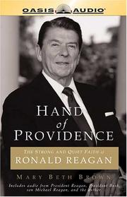 Cover of: Hand of Providence | Mary Beth Brown