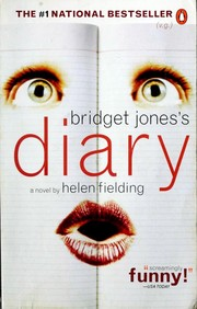Cover of: Bridget Jones's Diary |