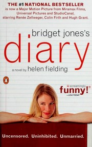 Cover of: Bridget Jones's Diary | Helen Fielding