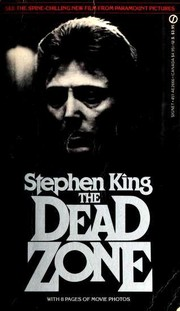 Cover of: The Dead Zone | Stephen King