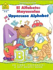 Cover of: UpperCase Alphabet Bilingual | School Zone Publishing Company Staff