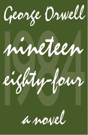 Cover of: Nineteen Eighty-Four