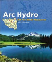 Cover of: Arc Hydro | Dr. David Maidment